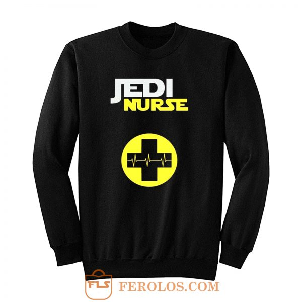 Jedi Nurse Sweatshirt