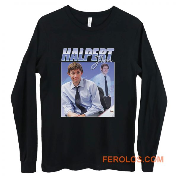 Jim Halpert Homage Vintage Long Sleeve
