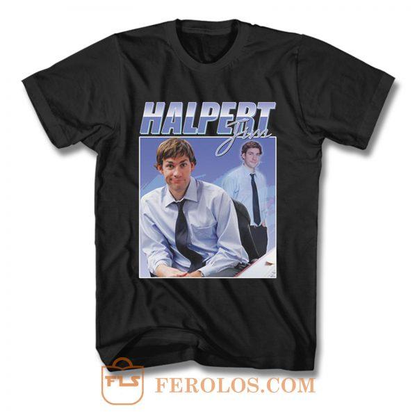 Jim Halpert Homage Vintage T Shirt