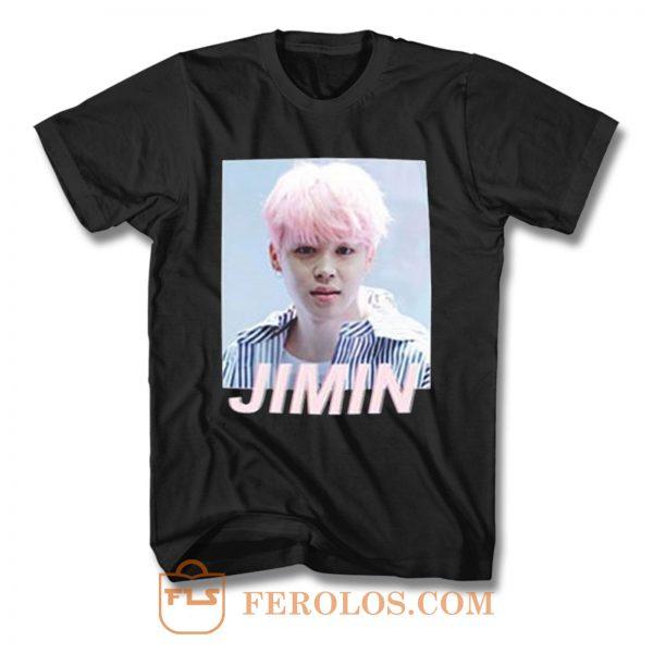 Jimin Homage K Pop T Shirt