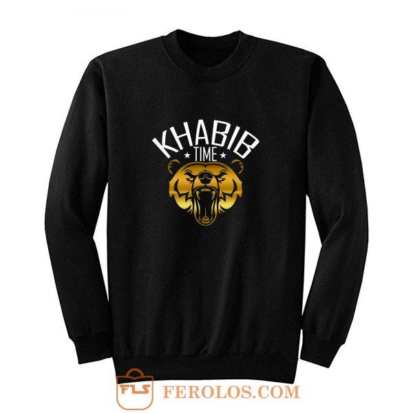 KHABIB TIME Sweatshirt