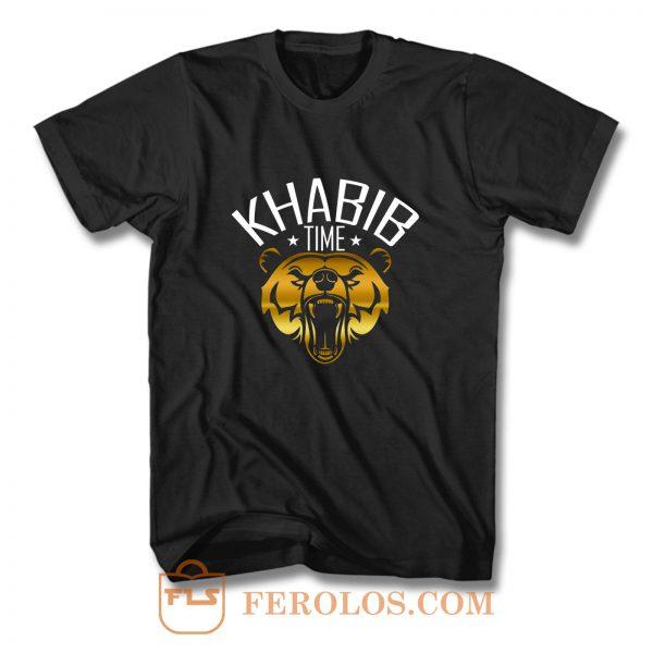 KHABIB TIME T Shirt