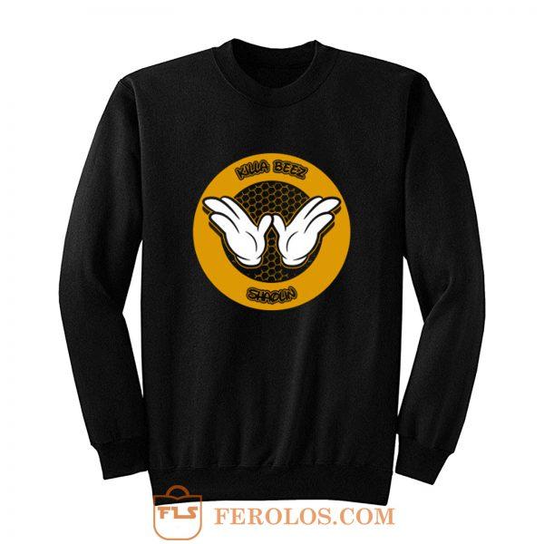 Killa Beez Shaolin Sweatshirt