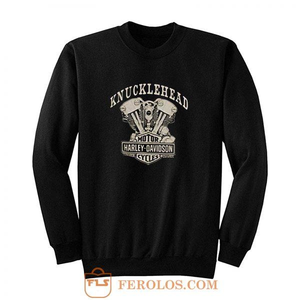 Knucklehead Engine Authentic Sweatshirt