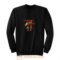 Lamb Of God Metal Sweatshirt