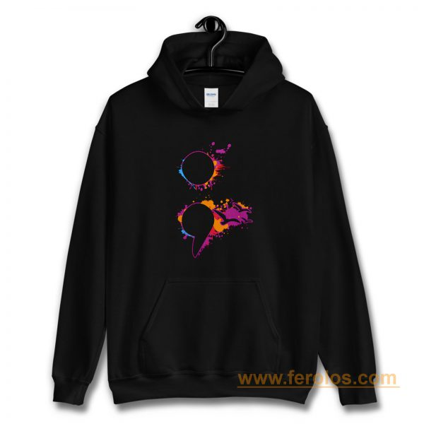 Limited Edition Semicolon Hoodie