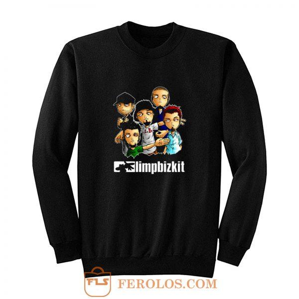 Limp Bizkit Band Sweatshirt