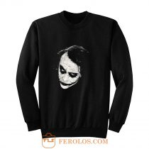 Mens Joker Face Sweatshirt