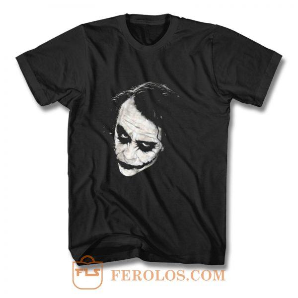 Mens Joker Face T Shirt