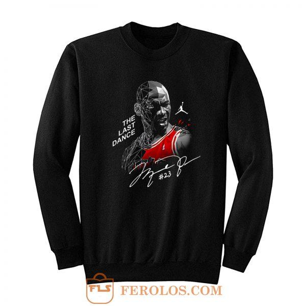 Michael Jordan The Last Dance Sweatshirt