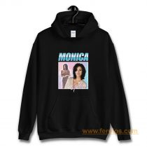Monica Geller Friends Homage Hoodie