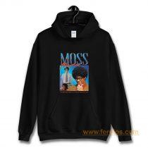 Moss Maurice Homage Nerd Geek Hoodie