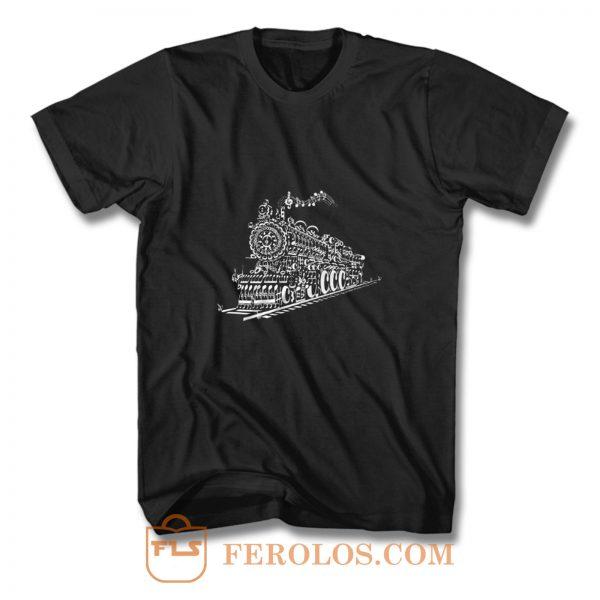 Musik Zug T Shirt