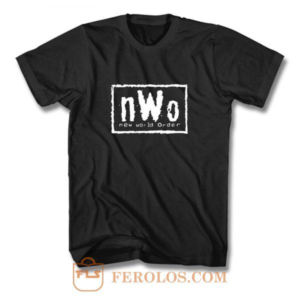 Nwo New Worl Order T Shirt