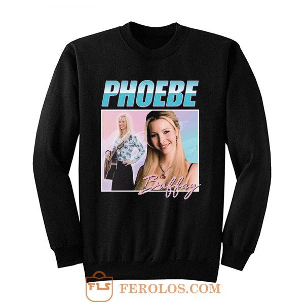Phobe Buffay Friends Homage Sweatshirt