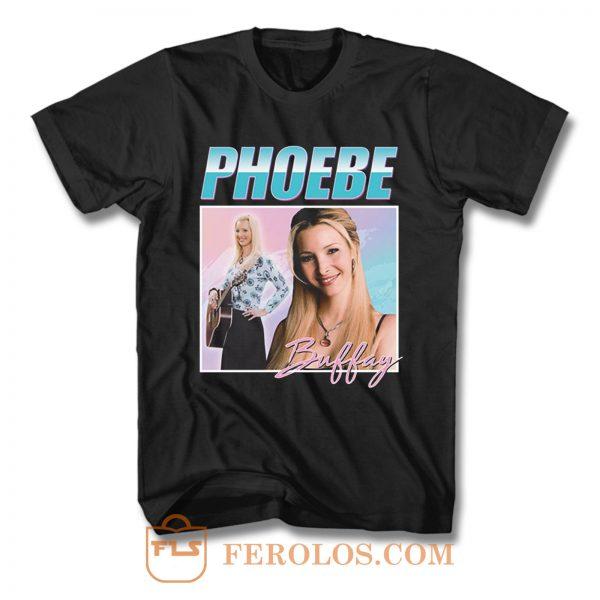 Phobe Buffay Friends Homage T Shirt