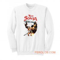Red Sonja Sweatshirt
