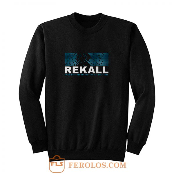 Rekall Music Sweatshirt