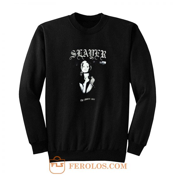 Slayer Btvs Meta Sweatshirt