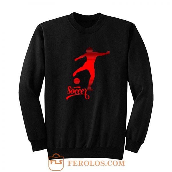 Soccer Spirit Sweatshirt