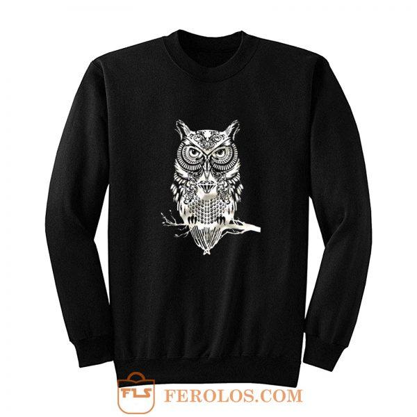 Swag Owl Sweatshirt
