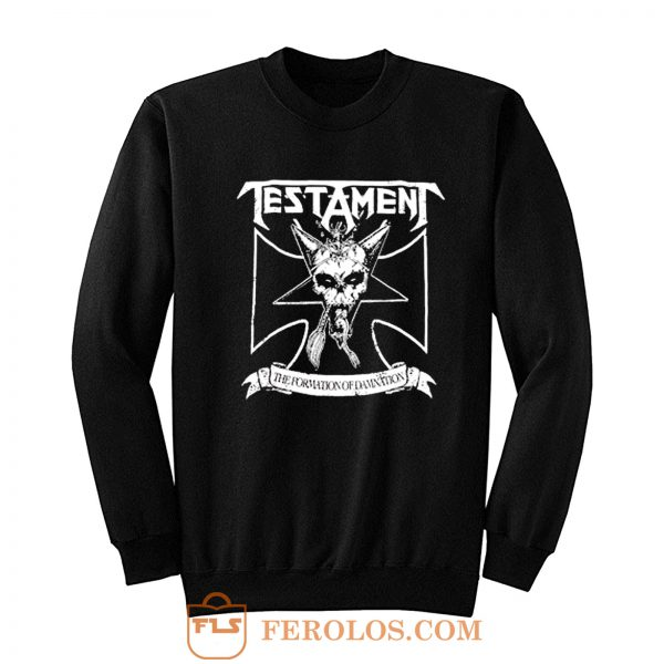 TESTAMENT Sweatshirt