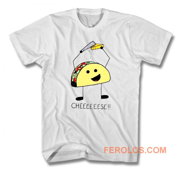 Taco Cheese Grater T Shirt