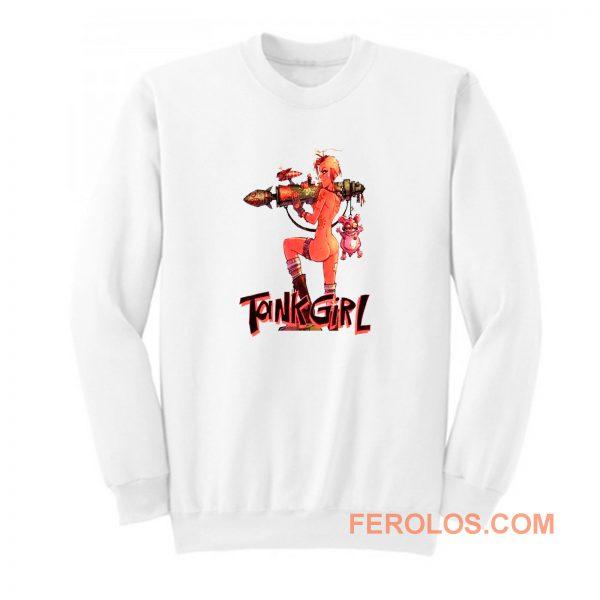 Tank Girl Sweatshirt