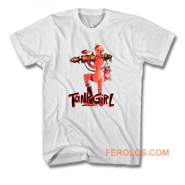 Tank Girl T Shirt