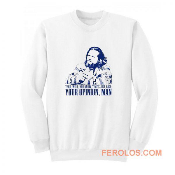 The Big Lebowski Sweatshirt