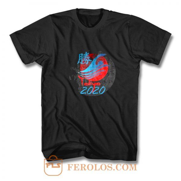 Tokyo Victory 2020 T Shirt