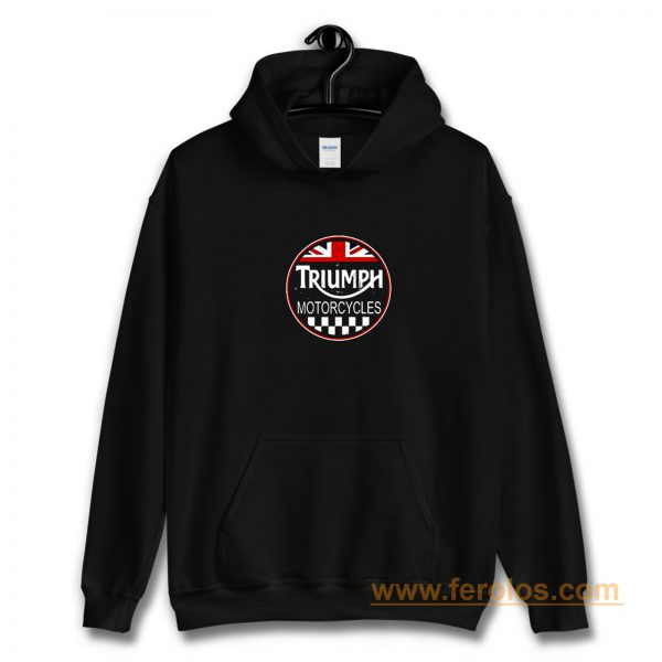 Triumph Motorcycle Hoodie