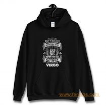 Virgo Good Heart Filthy Mount Hoodie