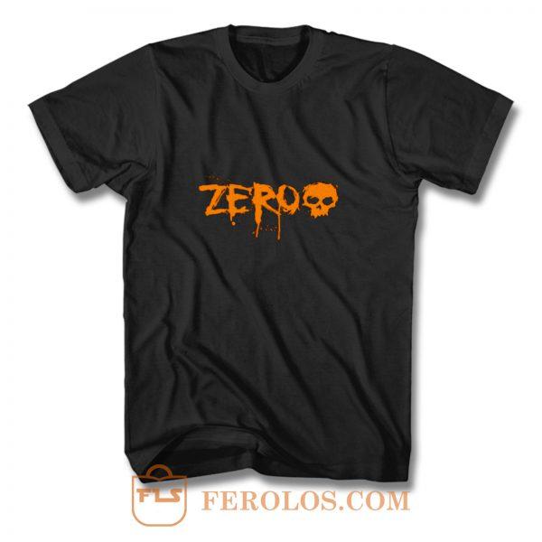 Zero Skull T Shirt