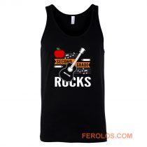2nd Grade Rocks Tank Top