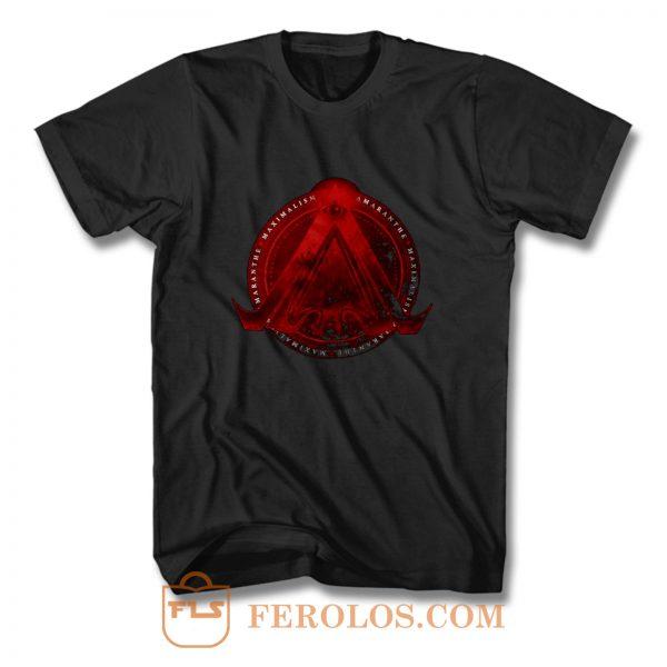 AMARANTHE MAXIMALISM METAL POWER METAL T Shirt