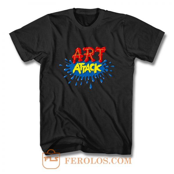 ART ATTACK T Shirt