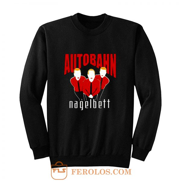 AUTOBAHN NAGELBETT POP BAND Sweatshirt