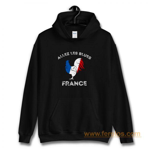Allez Les Blues France Hoodie
