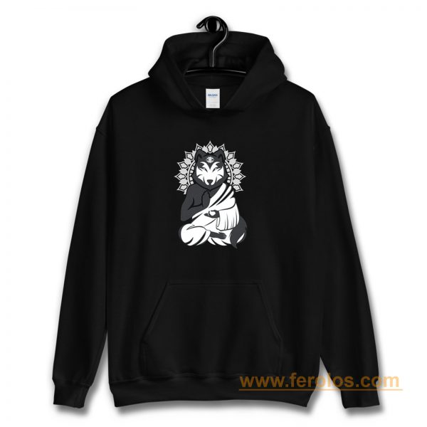 Are You Aware Wolf Hoodie