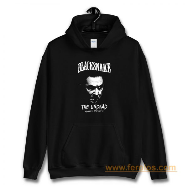 BLACKSNAKE The Undead vol 2 Hoodie