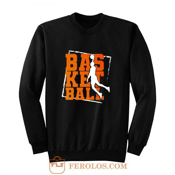 Basketball Sports Sweatshirt