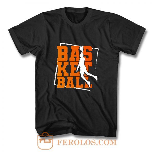 Basketball Sports T Shirt