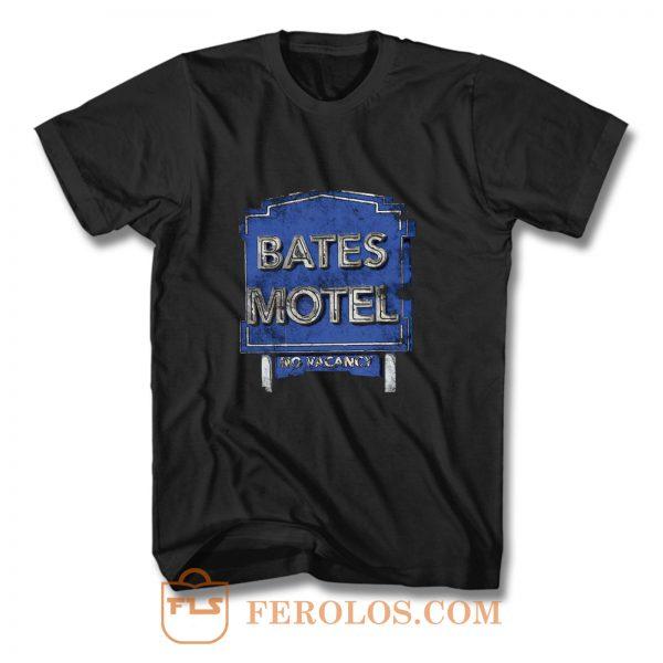 Bates Motel Old School distressed T Shirt