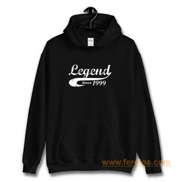 Bday Present Legend Since 1999 Hoodie