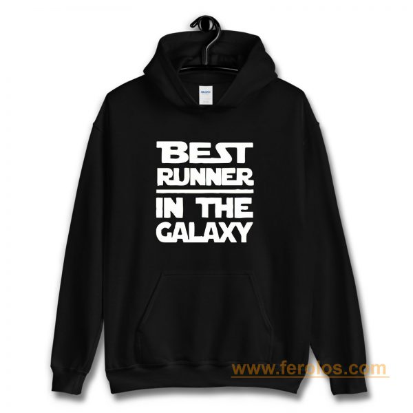 Best Runner In The Galaxy Hoodie