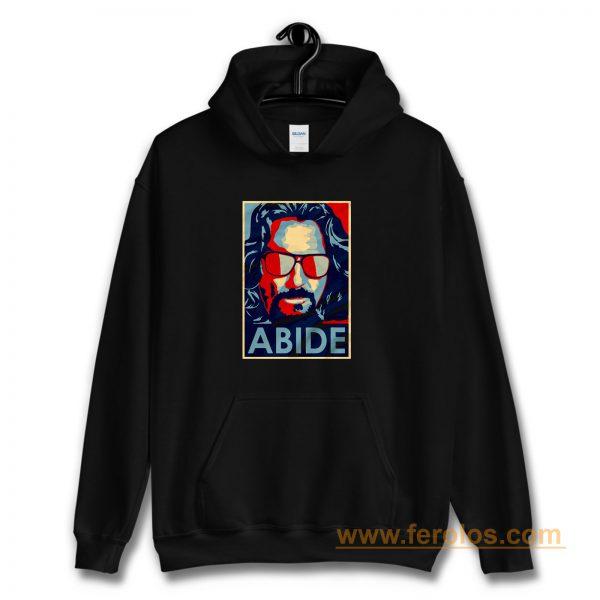Big Lebowski Abide Hope Style The Dude Hoodie