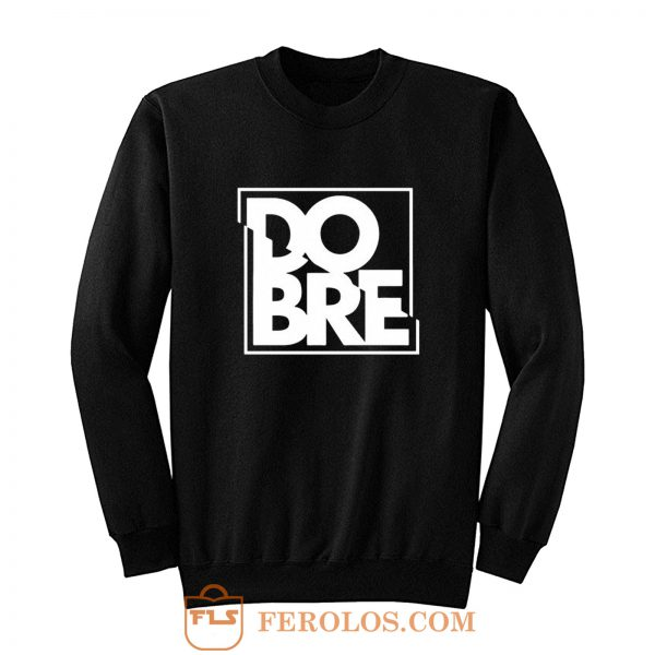 Boys Girls Kids Childs Dobre Brothers Sweatshirt