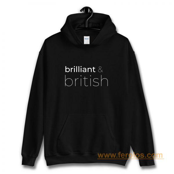 Brilliant British Hoodie