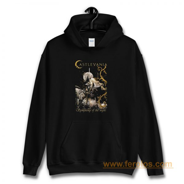 CASTLEVANIA Symphony of the Night Alucard Hoodie